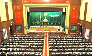 Lấy phiếu tín nhiệm 49 lãnh đạo cao cấp