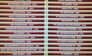Bốc thăm play-off Europa League: Tottenham, Inter Milan thở phào