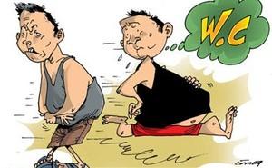 Tiêu chảy, gió ngang, phụ nữ... và chuyện buồn của thể thao Việt