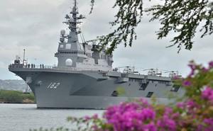 Chiến hạm châu Á tại RIMPAC 2014