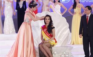 Nguyễn Cao Kỳ Duyên đăng quang ngôi vị HOA HẬU VIỆT NAM 2014