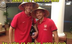 ĐT Đức vô địch World Cup nhờ... Việt Nam
