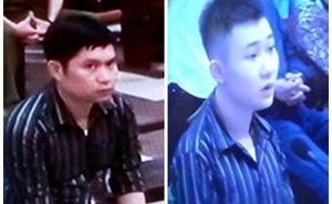 Cận cảnh diễn biến sắc mặt Tường và Khánh tại phiên tòa