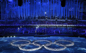 Lễ bế mạc đậm sắc màu của Olympic Sochi