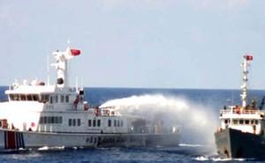 Phóng viên Nhật sốc vì sự thô bạo, ngang ngược của các tàu TQ