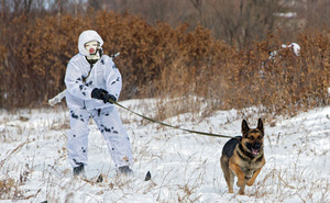 24h qua ảnh: Huấn luyện Bộ binh Bắc cực của Nga