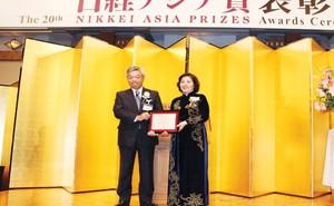Từ nữ doanh nhân quyền lực nhất châu Á tới Giải thưởng Nikkei