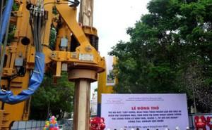 Đầu tư hơn 1.000 tỷ đồng xây bãi đậu xe ngầm ở công viên Tao Đàn