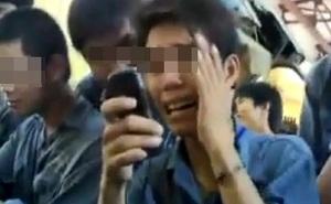 Cái kết đắng khi thanh niên mua iphone 5s tặng bạn gái