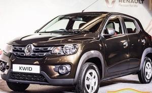 Ngạc nhiên ôtô Pháp bán ở Ấn Độ giá chỉ từ 88 triệu đồng
