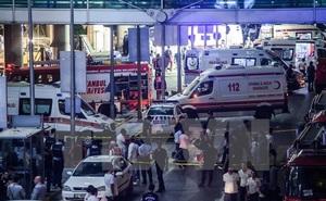 Kyrgyzstan: 2 kẻ đánh bom liều chết ở Istanbul là người Nga