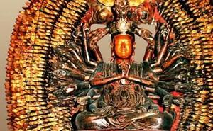 Tượng Phật Bà vô giá ở chùa Mễ Sở bị đánh cắp trong đêm
