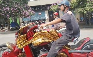 """Chiếc """"Long xa"""" gây ầm ĩ đường phố Hà Nội"""