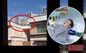 Sốc: Người thím tàn ác thẳng tay ném cháu trai mới sinh từ tầng 3 xuống chỉ vì...