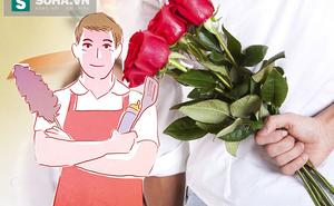 Lê Hoàng: Chỉ có kẻ điên mới nghĩ phụ nữ cần được tặng hoa hồng