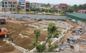Ép dân lấy đất vàng cho tư nhân thuê xây karaoke