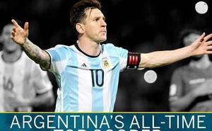 """Lập kỉ lục """"khủng"""", Messi lại làm Ronaldo buồn lòng"""