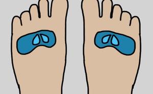Bấm huyệt ở chân: cách chữa bệnh hay mà ít người biết