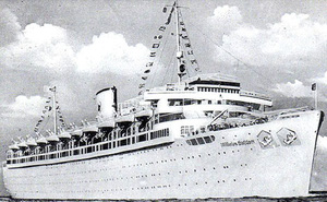 Bí ẩn tàu Wilhelm Gustloff với 100 triệu bảng Anh vàng (bài 1)