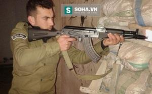 Quân đội Syria thử nghiệm AK-104 trong các trận giao tranh