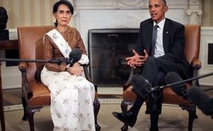 Mỹ sẵn sàng dỡ bỏ các biện pháp trừng phạt nhằm vào Myanmar