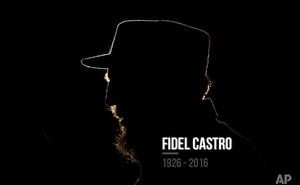 23 bức ảnh ấn tượng về cuộc đời huyền thoại của Fidel Castro