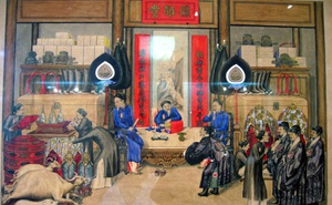 Luật xưa: Dân ăn cắp vặt thì bị chặt đầu; quan lại lười nhác không bắt cướp cũng bị chém!