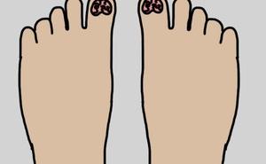 Đau đầu, đau dạ dày khi trong nhà không có thuốc: Bấm huyệt ở chân