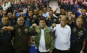 Ông Duterte muốn bỏ phán quyết trọng tài?