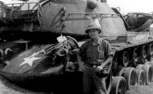 Trận đấu xe tăng thiết giáp lớn nhất trong Chiến tranh Việt Nam