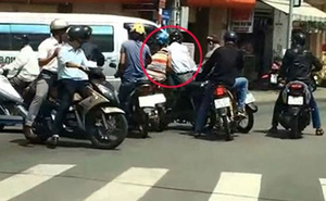 2 tên trộm mưu cao gặp ngay nạn nhân tỉnh táo