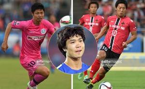 """Công Phượng """"nóng mặt"""" với 2 đối thủ Nhật này"""