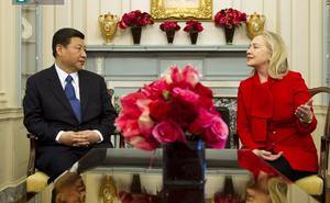 """Bà Clinton xác nhận tin """"thâm cung bí sử"""" về con gái Tập Cận Bình"""