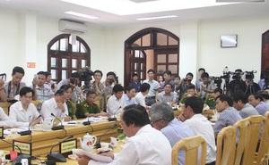 Cảnh sát điều tra, truy trách nhiệm các Sở, ban ngành vụ Formosa xả thải