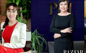 3 nữ tướng Việt Nam lọt top 50 phụ nữ quyền lực nhất châu Á