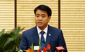 Chủ tịch TP.Hà Nội Nguyễn Đức Chung chỉ đạo điều tra vụ phóng viên bị hành hung