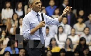 """Đại sứ Ted Osius: """"Chuyến thăm của Obama tới Việt Nam thành công ngoài mong đợi"""""""