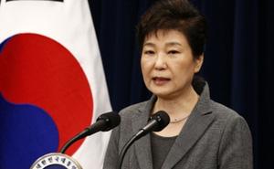 29 nghị sĩ ly khai khỏi đảng cầm quyền Hàn Quốc vì bà Park Geun-hye