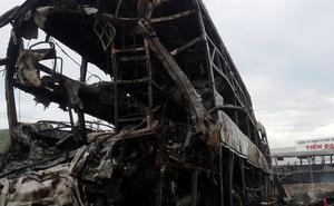 Nhận diện 6 thi thể vụ xe giường nằm tông nhau bốc cháy