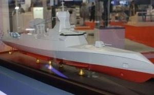 Sự đặc biệt trên siêu hạm Pháp chào bán tới Việt Nam