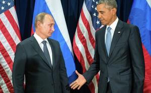 TT Obama: Putin rất cởi mở và lịch thiệp, nhưng Nga đang yếu thế