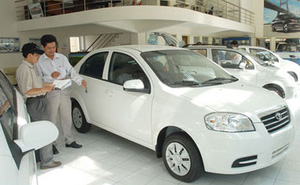 Ô tô con có thể đóng lệ phí trước bạ mức 50%