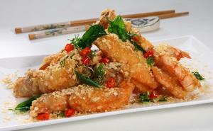 Một món ăn từ tôm bổ thận tráng dương, tăng cường sinh lý cho nam giới
