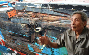 Tướng Lê Kế Lâm: Tàu TQ đâm chìm tàu cá VN là hành động côn đồ