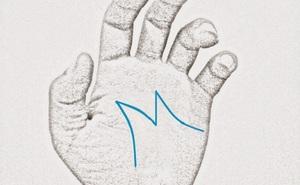 Đường chỉ tay hình chữ M: Không là người giàu thì cũng rất tài