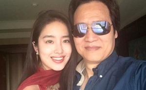 Cha nuôi Lưu Diệc Phi công khai hẹn hò tình trẻ kém 30 tuổi