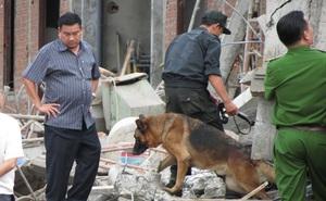 Nhiều công nhân bị đè trúng khi công trình nhà xưởng sập, 2 người thiệt mạng