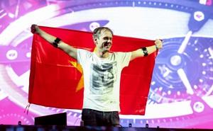 DJ số 1 thế giới quay trở lại Việt Nam