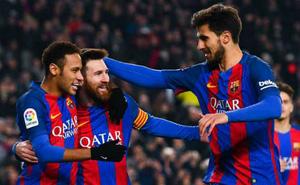 """Betis - Barcelona: Thách thức """"Gã khổng lồ"""""""