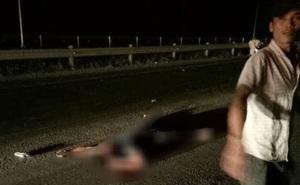 Tài xế xe tải gây tai nạn chết người rồi bỏ trốn, xóa dấu vết để chạy tội